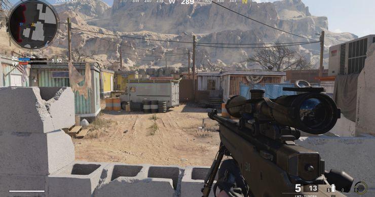 Black Ops Cold War: Diesel