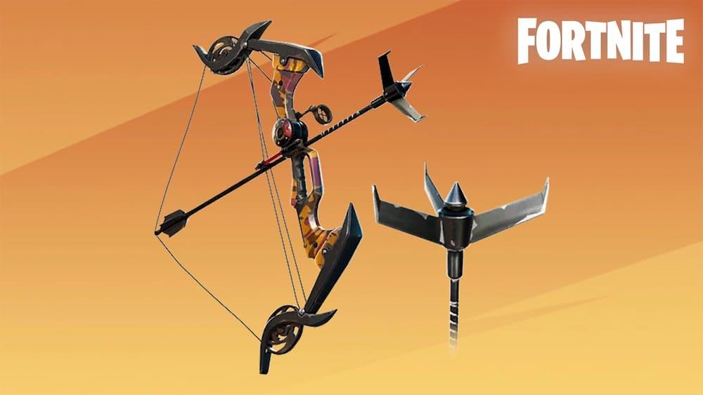 Fortnite Grappler Bow