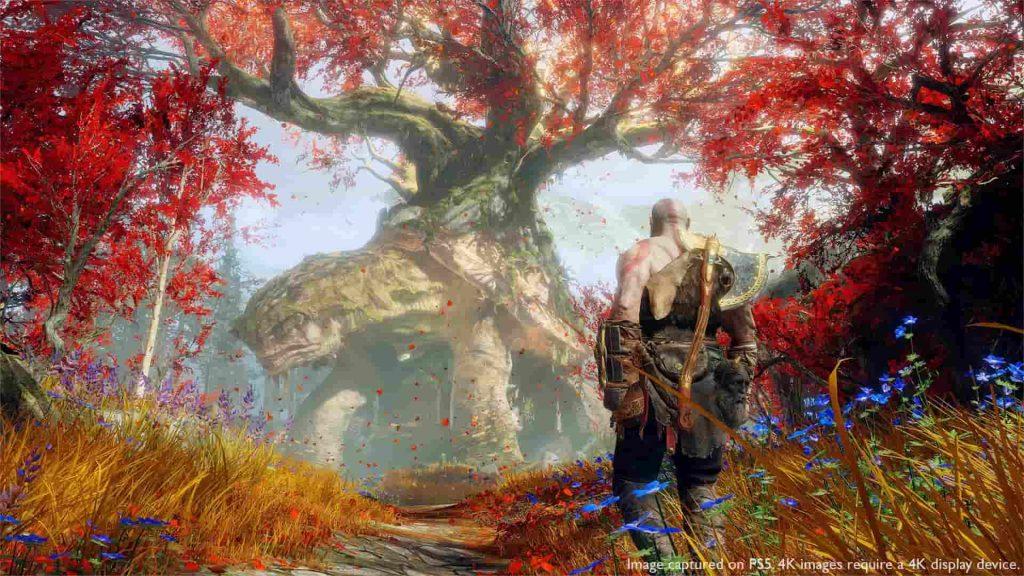 God of War PS5