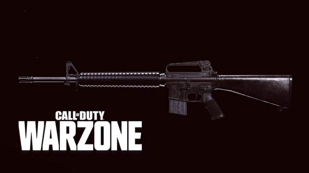 M16 Loadout