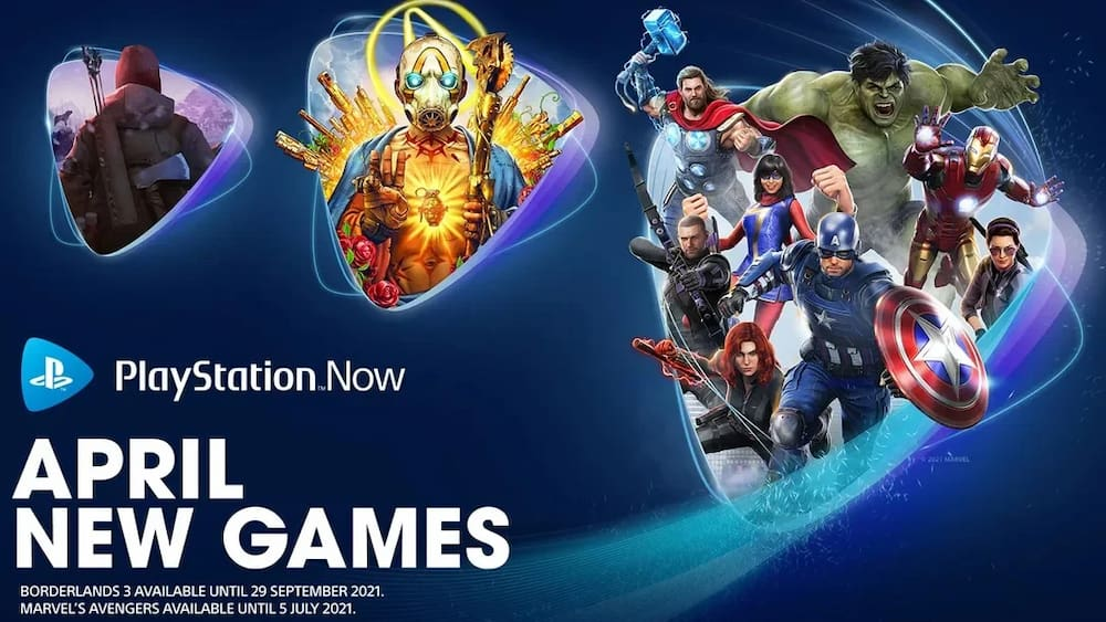 Playstation Now Abril