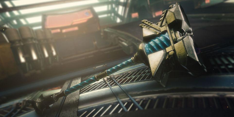 Destiny 2 Hammer of Proving Best Enhancements