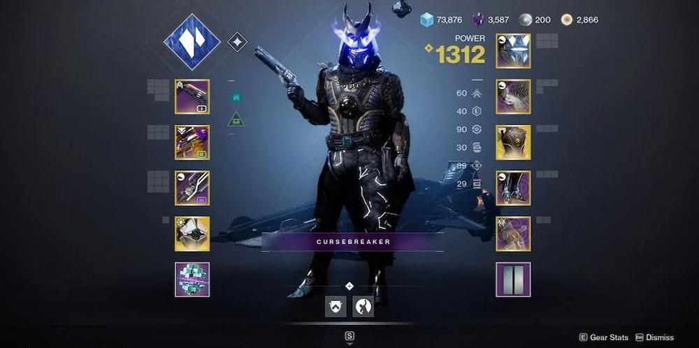 Destiny 2 Splicer Power Level