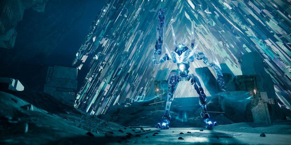 Destiny 2 Vault of Glass