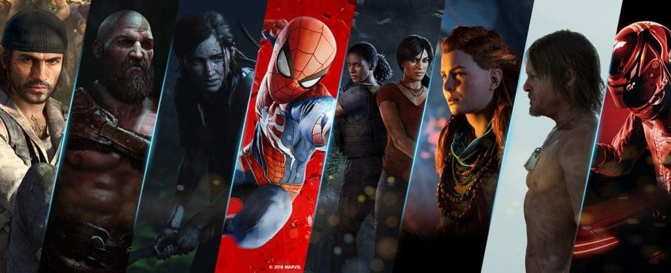 Jogos exclusivos PlayStation